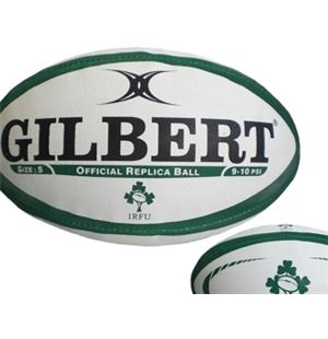 Rugbyball Irland Rugby Replik