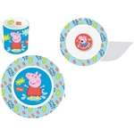 Kinderset Peppa Pig 105913