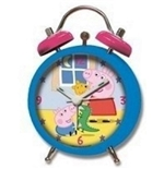 Wecker Peppa Pig 105958