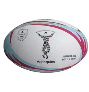 Rugbyball Harlequins Supporters