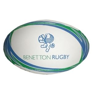 Rugby Ball Benetton Treviso Supporter