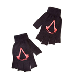 Assassin´s Creed IV Black Flag Handschuhe (Fingerfrei) Logo