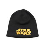 Beanie - Star Wars - Gold Text