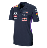 Poloshirt Inifinti Red Bull Racing 2014 - für Damen