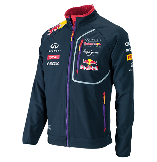 kaufe polar jacke infiniti red bull racing 2014. Black Bedroom Furniture Sets. Home Design Ideas