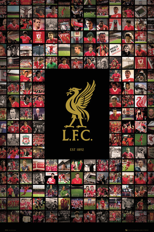 Poster Liverpool FC 109330