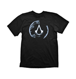 T-Shirt Assassins Creed  4 Animus Crest Large