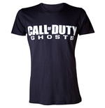 T-Shirt Call Of Duty Ghosts Men's Logo Large