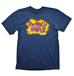 T-Shirt  Bubble Bobble  Vintage Logo Extra Large