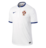 T-Shirt Portugal Fussball 2014-15 Away World Cup