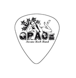 "Fender ""Medium"" Guitar Pick - Grace"
