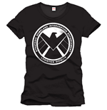 T-Shirt Captain America  - Shield Emblem