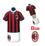 Pen drive USB AC Milan 8Gb