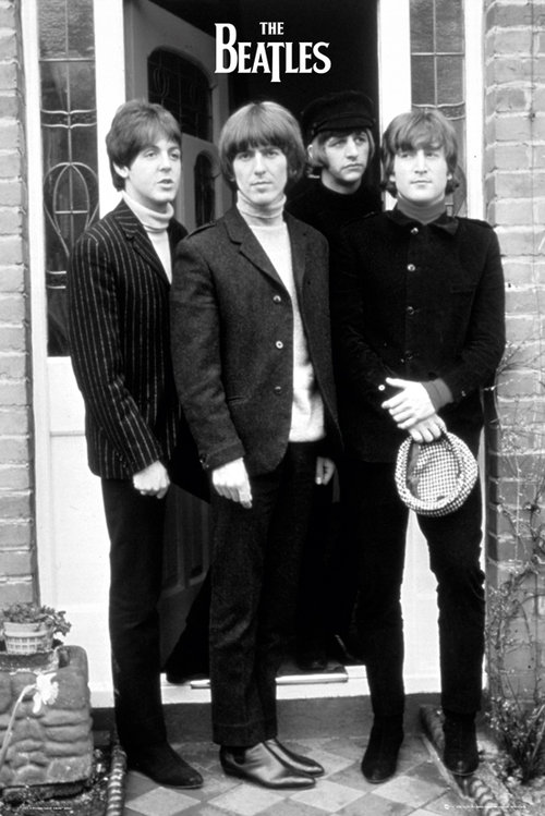 Poster Beatles 112132