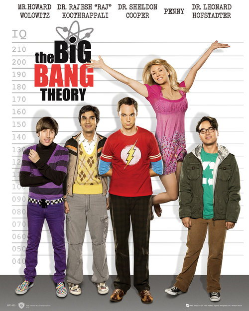 Poster The Big Bang Theory 112147