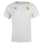 Trikot Senegal 2014-15 Home Puma