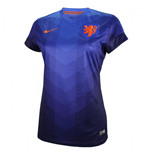 Trikot Holland 2014-15 Away World Cup für Damen