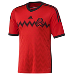 Trikot Mexiko 2014-15 World Cup Away