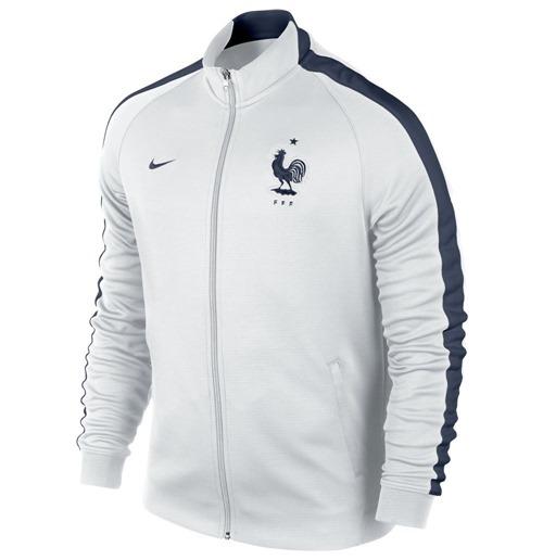 Jacke Frankreich 2014 15 Nike Authentic N98