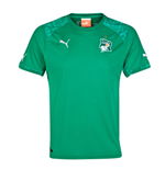 Trikot Elfenbeinküste 2014-15 Home World Cup