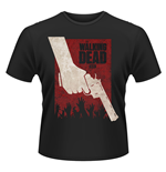 T-Shirt Walking Dead - Revolver