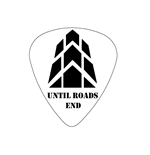 "Fender ""Medium"" Guitar Pick - Until Roads End"