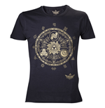 T-Shirt The Legend of Zelda - Golden Map