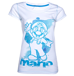 T-Shirt NINTENDO SUPER MARIO BROS. Mario Medium für Damen