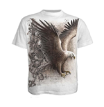 T-Shirt SPIRAL Wings Of Freedom Extra Large