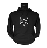 Sweatshirt WATCH DOGS Fox Logo Large