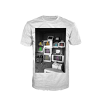 T-Shirt Atari  Computer Screens Large