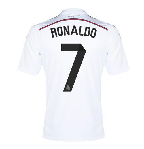 Ronaldo Trikot Real Madrid