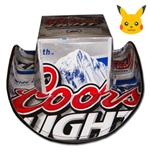 Cowboy Coors Light Beer Mütze