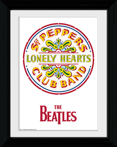 Poster Beatles 115697
