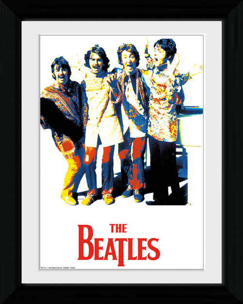 Poster Beatles 115698