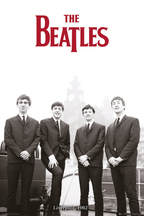 Poster Beatles 115702