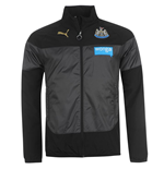 Jacke Newcastle United 2014-15 Puma Leisure für Kinder