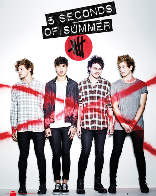 Poster 5 seconds of summer 115989