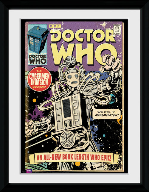 Poster Doctor Who  116042