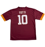 Trikot AS Roma Totti 10 2014/15