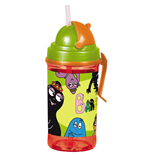 Barbapapa Pop Up Flasche (400 ml) 8x8x17 cm