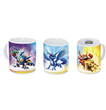 Skylanders Giants Popfizz, Whirlwind, Trigger Happy Tasse (320 ml) - in Geschenkpackung 12x9x10 cm