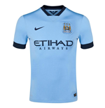 Trikot Manchester City FC 2014-14 Home Nike