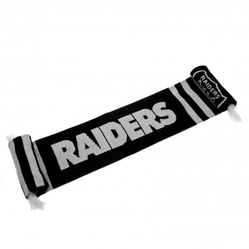Schal Oakland Raiders.