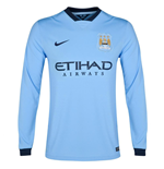 Trikot Manchester City FC 2014-2015 Home