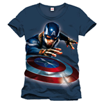 T-Shirt Captain America  117215