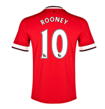 Trikot Manchester United FC 2014-15 Home (Rooney 10)