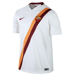 Trikot AS Roma 2014-2015 Away Nike für Kinder
