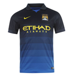 Trikot Manchester City FC 2014-2015 Away Nike