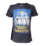 T-Shirt Space Invaders  118112